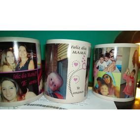 Taza Mágica Personalizada Día De La Madre Cumpleaños