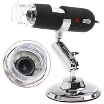 Microscópio Digital Usb Zoom 500x Camera 2.0 Mp Profissional