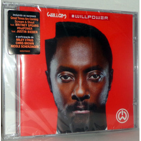 Cd Will.i.am - Willpower
