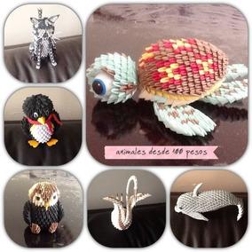 Figuras De Origami 3d.