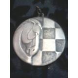 Medalla Escuela De Ajedrez Fray Ruy Lopez