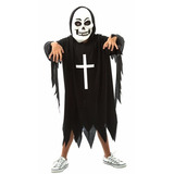 Fantasia Caveira,esqueleto,morte,halloween,dia Das Bruxas
