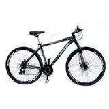 Bicicleta Monaco Zeus S Aro 29 Shimano 24 Marcha Freio Disco