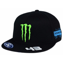 Gorra Monster Energy Official Ken Block Original 7 1/4-7 5/8