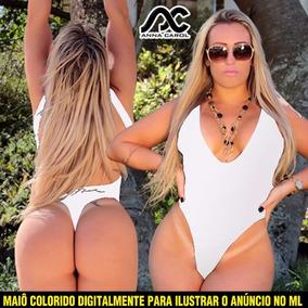 Maiô Fio Dental Biquinis Anna Carol Body Sensual Sexyline-2