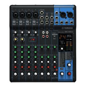 Mesa De Som Yamaha Mg10xu | 110v | Original | Nfe | Garantia