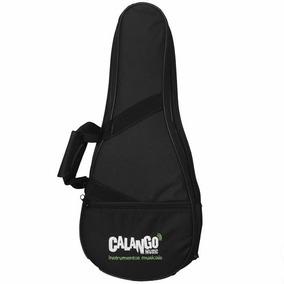 Capa Bag Semi Case Para Cavaquinho Cavaco Hard Bag