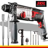 Rotomartillo Taladro Atornillador 750w 10 Accrios Skil Bosch