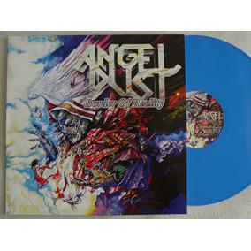 Angel Dust Border Of Reality Lp Megadeth Slayer Venom Sodom