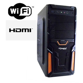 Cpu Gamer Intel 3.00ghz 4gb Hd 320 Leitor Sd Hdmi Wifi