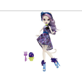Monster High Catrine Demew - Gloom And Bloom- Pronta Entrega