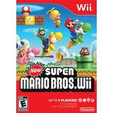 New Super Mario Bros Wii - Usa   Com Garantia Playgorila