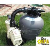Bomba + Filtro Piscina Armable Con Timer G P A Maquinarias