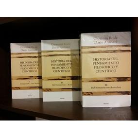 Historia Pensamiento Filosófico Científico - Reale, Antiseri