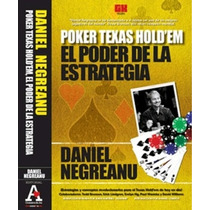 Libro El Poder De La Estrategia Poker Texas Holdem