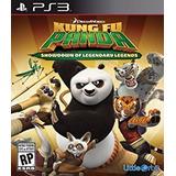 Ps3 Kung Fu Panda Showdown Of Legendary Legends