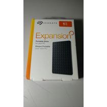 Hd Externo Memória Externa Seagate Expansion 1tb