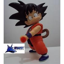 Boneco Dragon Ball Z! Goku!