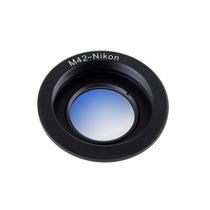 Anel Adaptador M42 Para Nikon Ai - Lente P Foco No Infinito