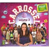 Cd Carrossel - Volume 3 Remixes (lacrado)