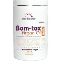 Botox New Liss Hair 1kg Aplicacao A Cada 15 Dias