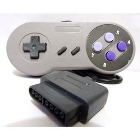 Controle Super Nes Super Nintendo Snes Cartucho Fita