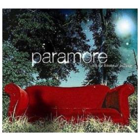 Cd Paramore - All We Know Is Falling - Lacrado - Promoção
