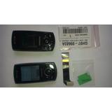 Carcaça Para Celular Samsung Sgh-j700i + Flex Original