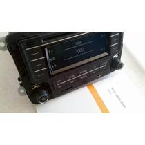 Radio Cd Original Novo Fox 2014 Em Diante,sem Moldura S/plug