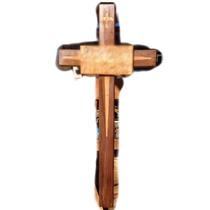 Cruz En Madera Para Sepulcro, Cruz Para Difunto
