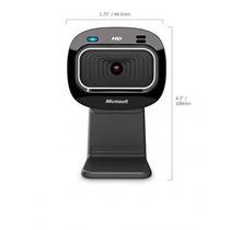 Web Cam Microsoft Lifecam Hd-3000 Usb 720p Hd 30fps C/microf