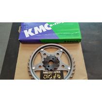 Kit Relação Honda Cb 300 Com Retentor Kmc