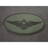 Distintivo Emborrachado Verde Comandos Anfibios Comanf