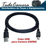 Cabo Usb Para Gopro Hd Hero 960, Hd Naked, Hd Surf Hero