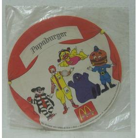 Compacto Vinil Mc Donalds - Papaburger - 1992