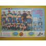 Lamina Original El Grafico Boca Juniors Campeon 1962