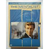 Box Original: The Mentalist 1ª Temporada Mentalista - 5 Dvds