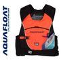Salvavidas Aquafloat Dingey Talle 6 Para Kayak / Optimist