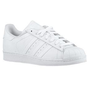 adidas Superstar Originals Blancas Cuero Mujer