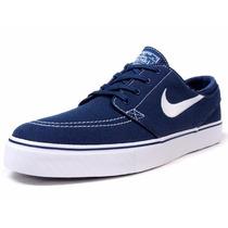 Nike Sb Zoom Stefan Janoski Cnvs Zapatillas Skate 615957-413