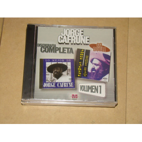 Jorge Cafrune Discografia Completa Vol 1, 2 Cd Argentino