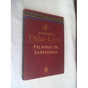 * Livro - Dalai-lama - Palavras De Sabedoria - Livro De Bols