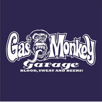 Remeras Gas Monkey Garage & Buzos Canguros Duo Mecanico!