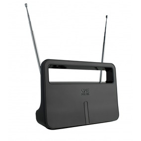 Antena Digital Interna Amplific Tv/uhf/vhf E Hd 38db Sv9422