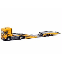 Mini Scania Highline 4x2 Tasmol Truck Transp 1:50 Wsi Model