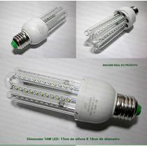 Lâmpada Led 16w 4u Super Econômica Branca 6000k E27 Bivolt