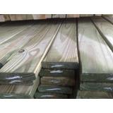 Deck De Madeira De Pinus Tratado #tyzk