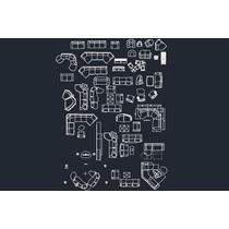 Blocos Cad - Blocos Autocad - 195.000 Projetos De Engenharia