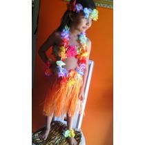 Disfraz Hawaianas