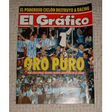 El Gráfico 3938 Panamericanos Mar Del Plata 1995